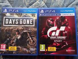 Ps4 games all
