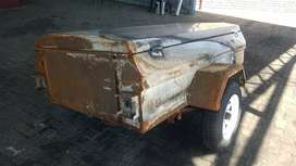 Luggage trailer wanted - Scrap