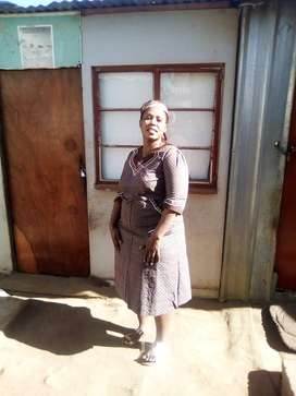 Mosotho maid,nanny,cook,cleaner with refs needs stay in or stay out