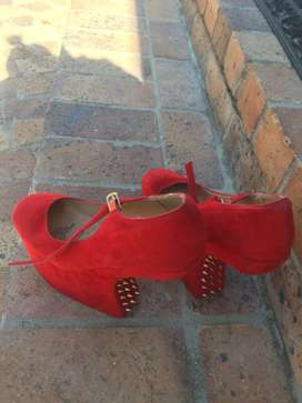 A pair of heels for sale
