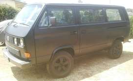 Volkswagen Syncro T3 Microbus 1989 4WD