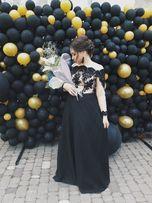 Платье в пол (вечернее,на выпускной)
