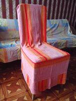 Продам стулья старинные из дуба