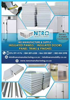Insulated Panels
