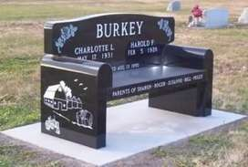 Gone but never forgotten. Timeless Creation Tombstones