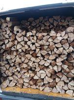 Купить дрова сухие колотые дубовые Киев и область