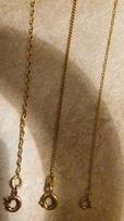 Цепочка золотая 583 проба 51 см. советское золото СССР клеймо -звезда