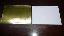 Бумага самоклейка золотая (цвет золото) металлизированная (за 10 шт.)