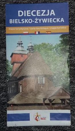 Путеводитель карта Krakow Польша
