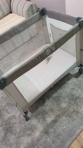 Snuggletime co-sleeper cot and mattress