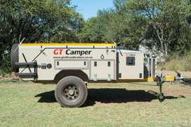 GT OFF-ROAD CAMPER TRAIL