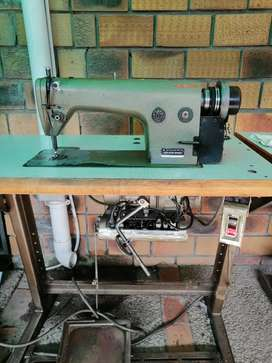Industrial sewing machines