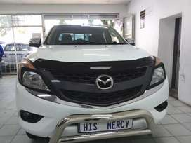 2015 MAZDA BT50 3.2 DOUBLE CAB AUTOMATIC