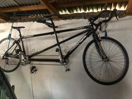 Tandem road bike Very good condition