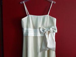 Sukienka na ślub cywilny rozmiar 36