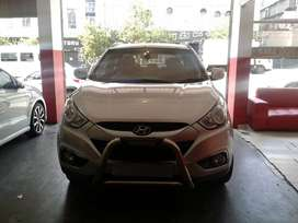 Hyundai iX35 2.0 CRDI Manual
