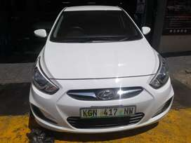 Hyundai accent for sale at very good price