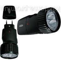 Фонарь аккумуляторный светодиодный Фо- Дик, ручной мощный фонарик