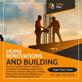 Titos Pro for professional and affordable renovation and maintenance i
