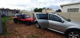 Vw beach buggy 1600 twin port