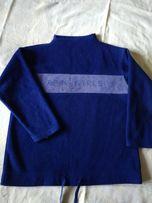 Флисовый свитшот/свитр Next размер 128 (7-8 лет)