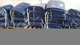 QUALITY PVC TRUCK COVERS/TARPAULINS AND CARGO NETS FOR SUPERLINK AND T