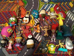 Продам игрушки из Макдональдс