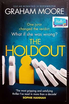 Graham Moore The Holdout