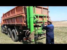 Погрузчик Загрузчик сеялок-протравливатель ГАЗ-ЗИЛ-КАМАЗ-ПТС шнек борт