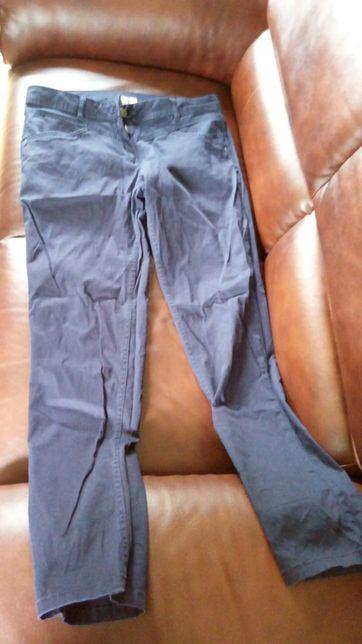 Spodnie granatowe r 42 Wągrowiec - image 1