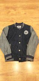 Bluza jeansowa 146 Reporter Young - chłopięca