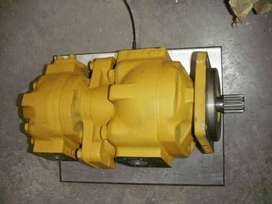 With warranty hydraulic repairs on hydraulic pumps,motors and valves