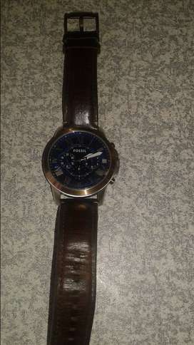 Fossil grant sports watch
