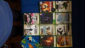 Xbox 360 games and remote control