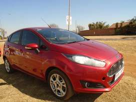 2016 Ford Fiesta Trend 1.0 Ecoboost with 81000km
