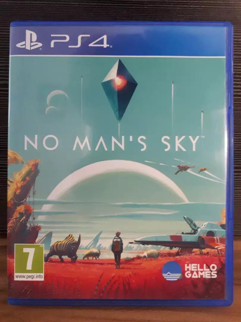 No men sky   ps4 0