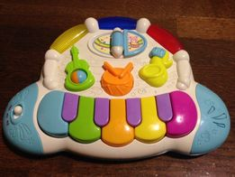 Дитяче музичне піаніно (з барабаном, різними режимами)