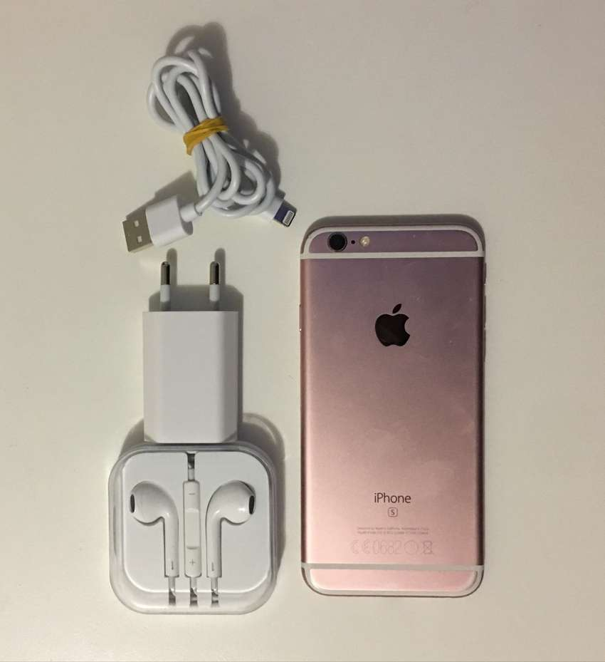 iPhone 6s(rose gold) 64gig 0