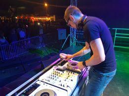DJ Karol M + SCENA Oświetlenie i Nagłośnienie Imprez PLENEROWYCH