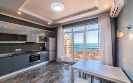 СДАМ квартиру в элитном новом доме с видом на море.