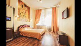 Сдам 3к квартиру в центре Харькова ( 2 спальни ) на Пушкинской!!!