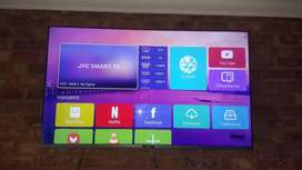 JVC 58inch edgless 4k uhb smart TV May special Not to be missed bargin