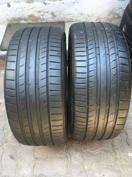 235/35/19 Continental Conti Sport Contact Run Flat Tyres