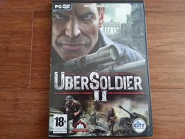 Gra komputerowa PC DVD UBER SOLDIER II Kraków !!!