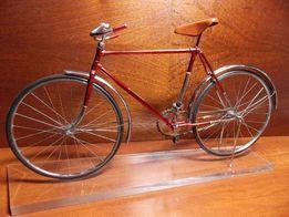 Сувенирный велосипед-точная копия велосипеда украина ХВЗ