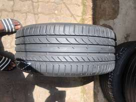 225 35 R18 Continental Tyres