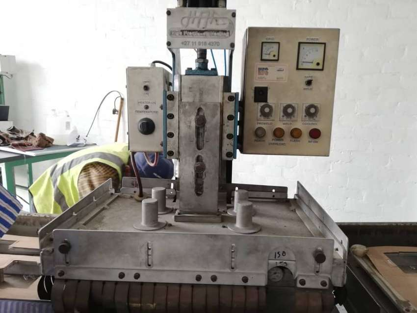Hi-frequency Welding Machine 0