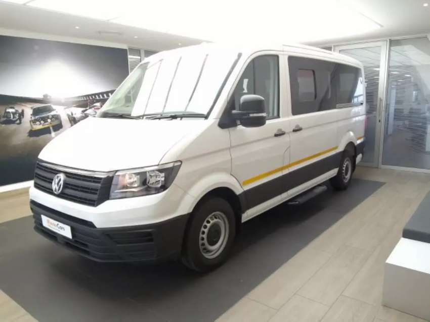 VW Crafter 15 Seater Bus