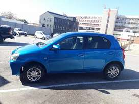 Am selling my Toyota etios in a very good condition