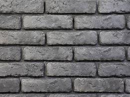 Imitacja cegły GRAFIT stara cegła Płytki dekoracyjne Kamień dekoracyjn